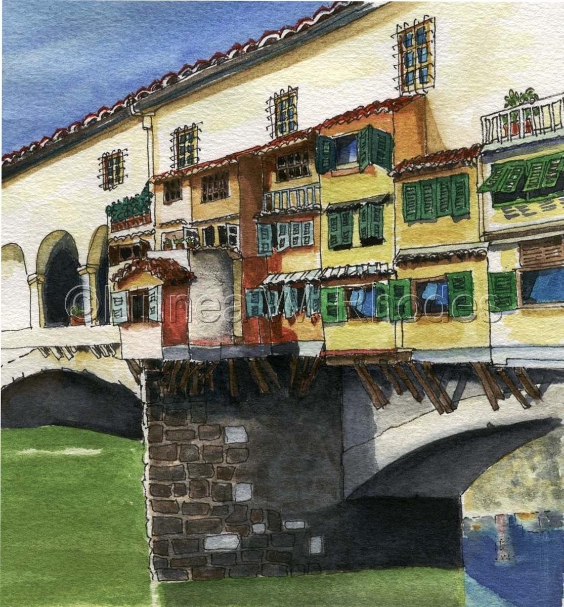 Ponte Vecchio-2 (large view)