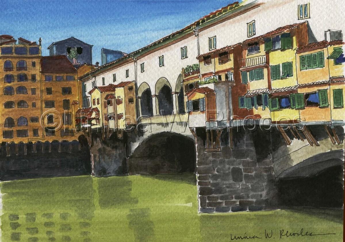Ponte Vecchio-1 (large view)