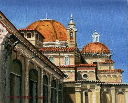 San Lorenzo by Linnea W. Rhodes