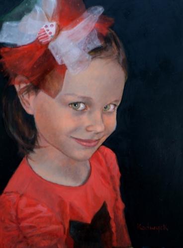 Sophia, Age 5