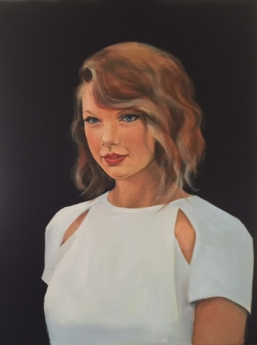 Portrait Sample, Taylor Swift