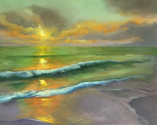 Paula's Sunset