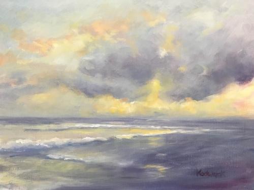 Study VIII Sunset in Greys II
