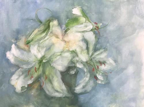 Magi's Lilies I