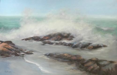 Rye Mist by Lynda  Kodwyck