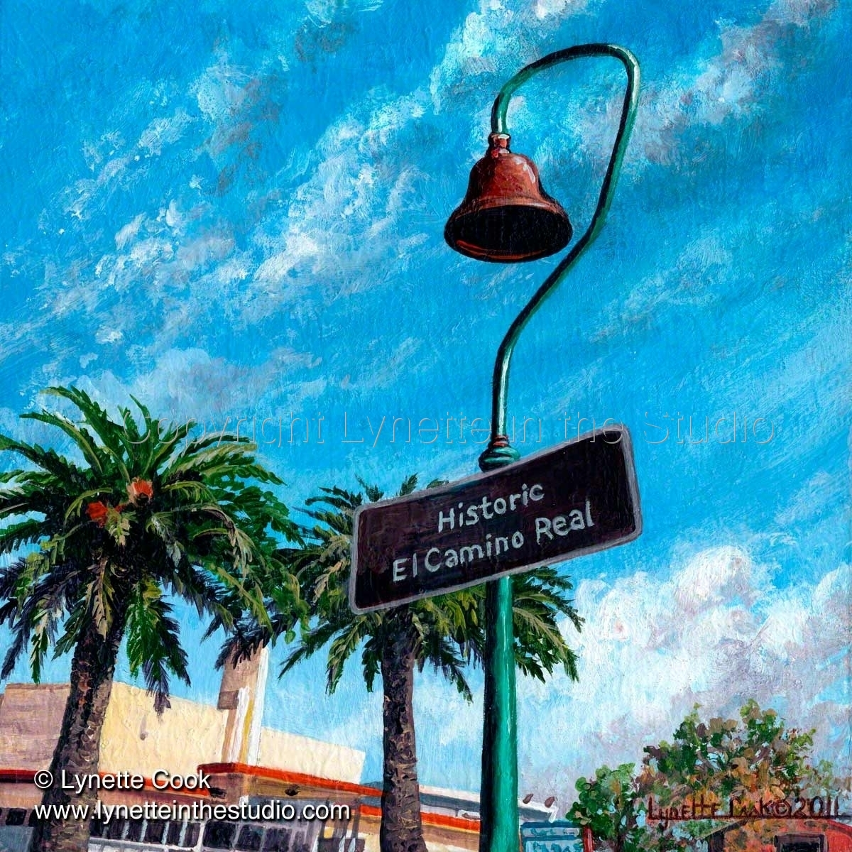 El Camino Bell  (large view)
