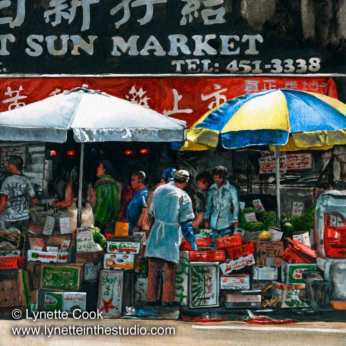 Market Day (large view)