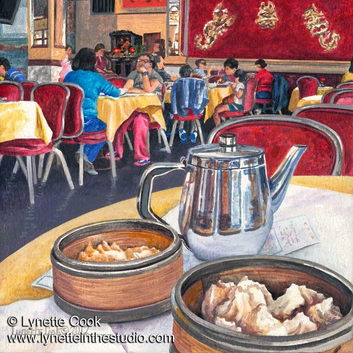 Dim Sum Lunch (large view)