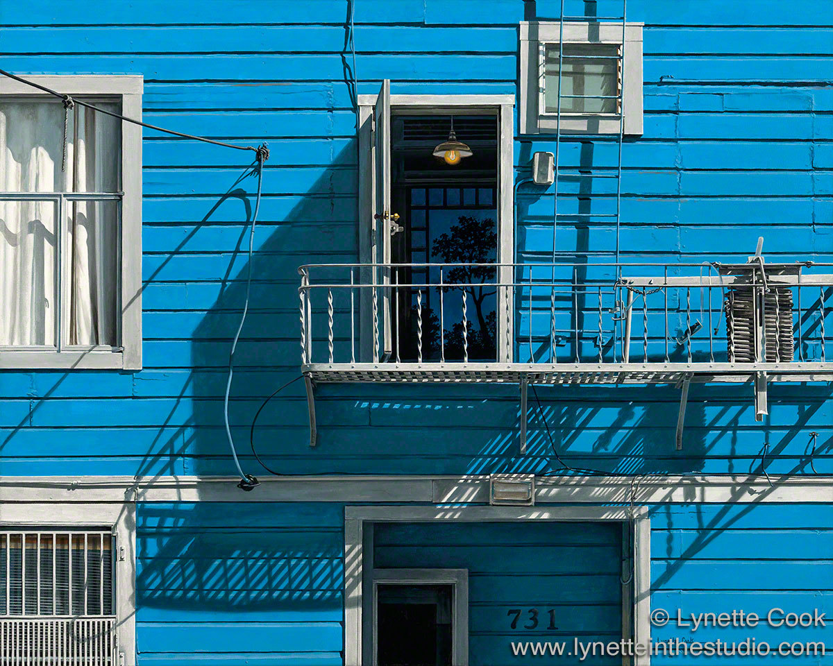 Feeling Blue (large view)