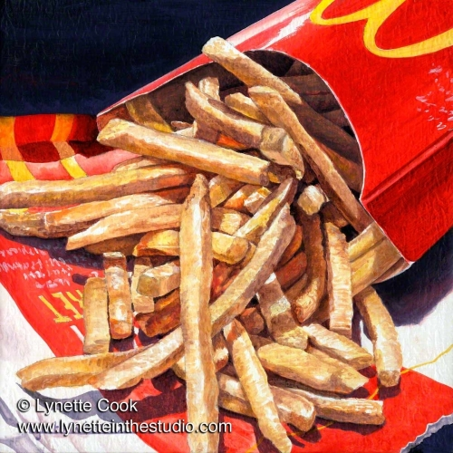 Fry Fixation