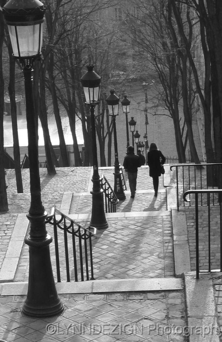 Morning in Montmartre (large view)