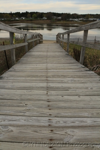 Ogunquit Beach Footbridge