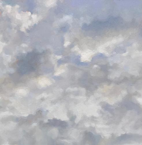 Spring Vapor, 7:09pm by Lynne Miller Jones