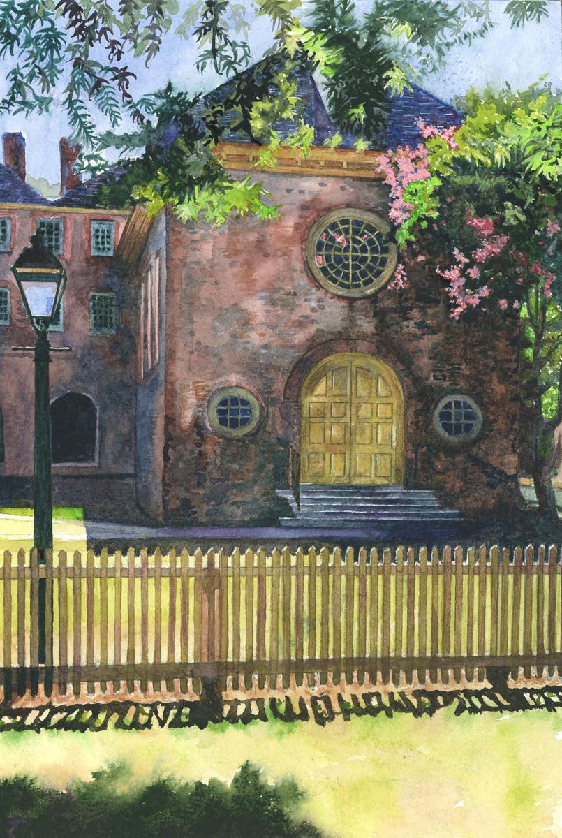 Wren Chapel (large view)