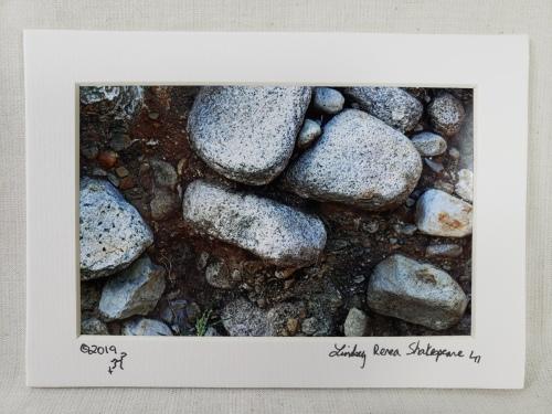 """Rocks in Indian Creek"" by Lindsey Renea Shakespeare"