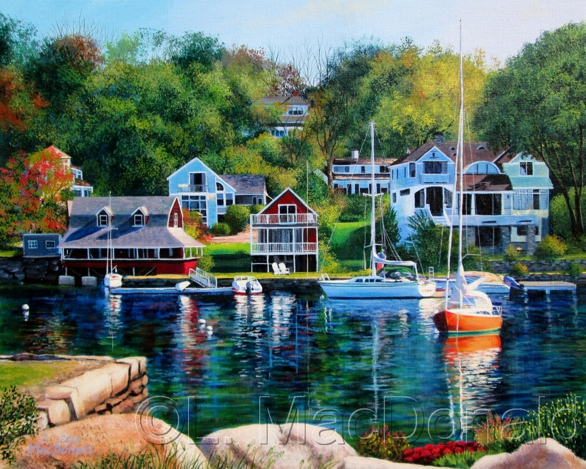 Lobster Cove, Annisquam (large view)