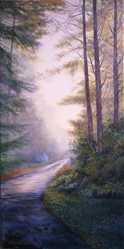 Long Driveway by Lori MacDonald