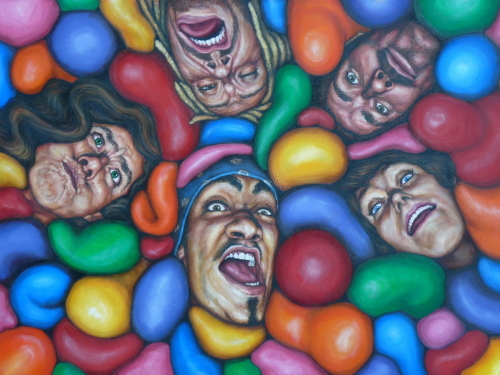 Helium and Hot Heads by Margaret Alexis Chiaro