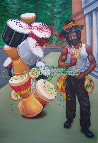 Big Drummer Man