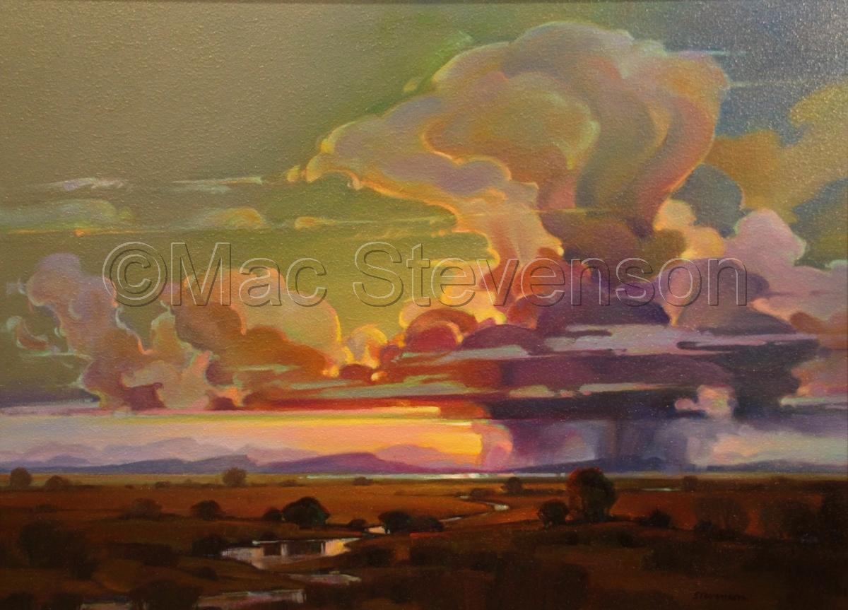 Desert Thunder (large view)