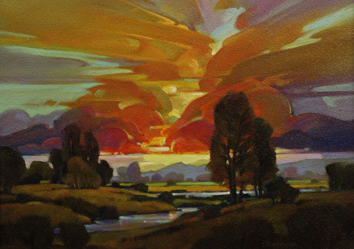 Sundown Serenade (large view)