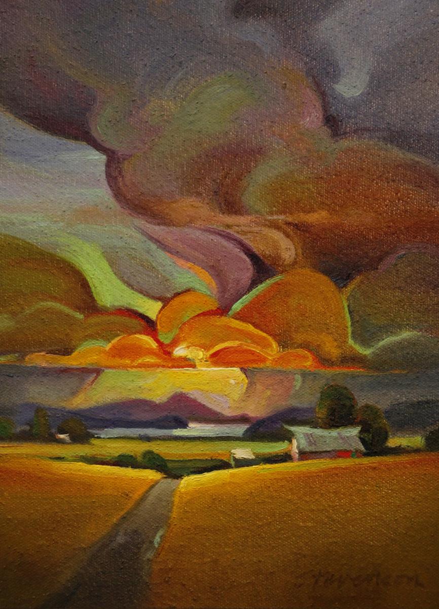 Harvest Storm (large view)