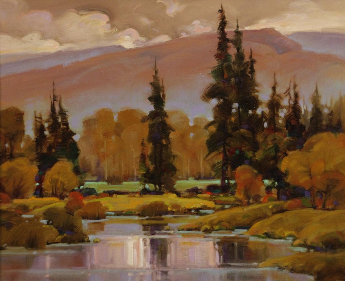 Alpine Autumn (large view)