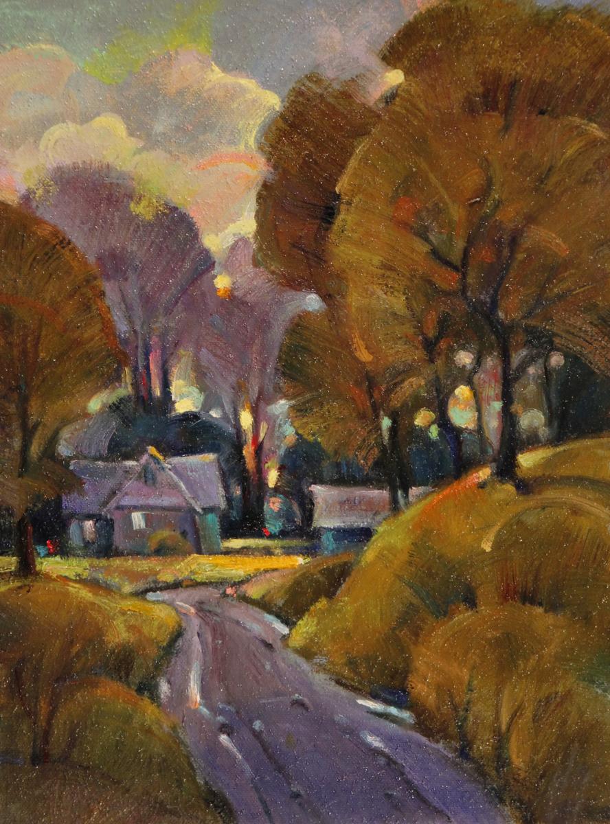 Grandpa's Private Drive (large view)
