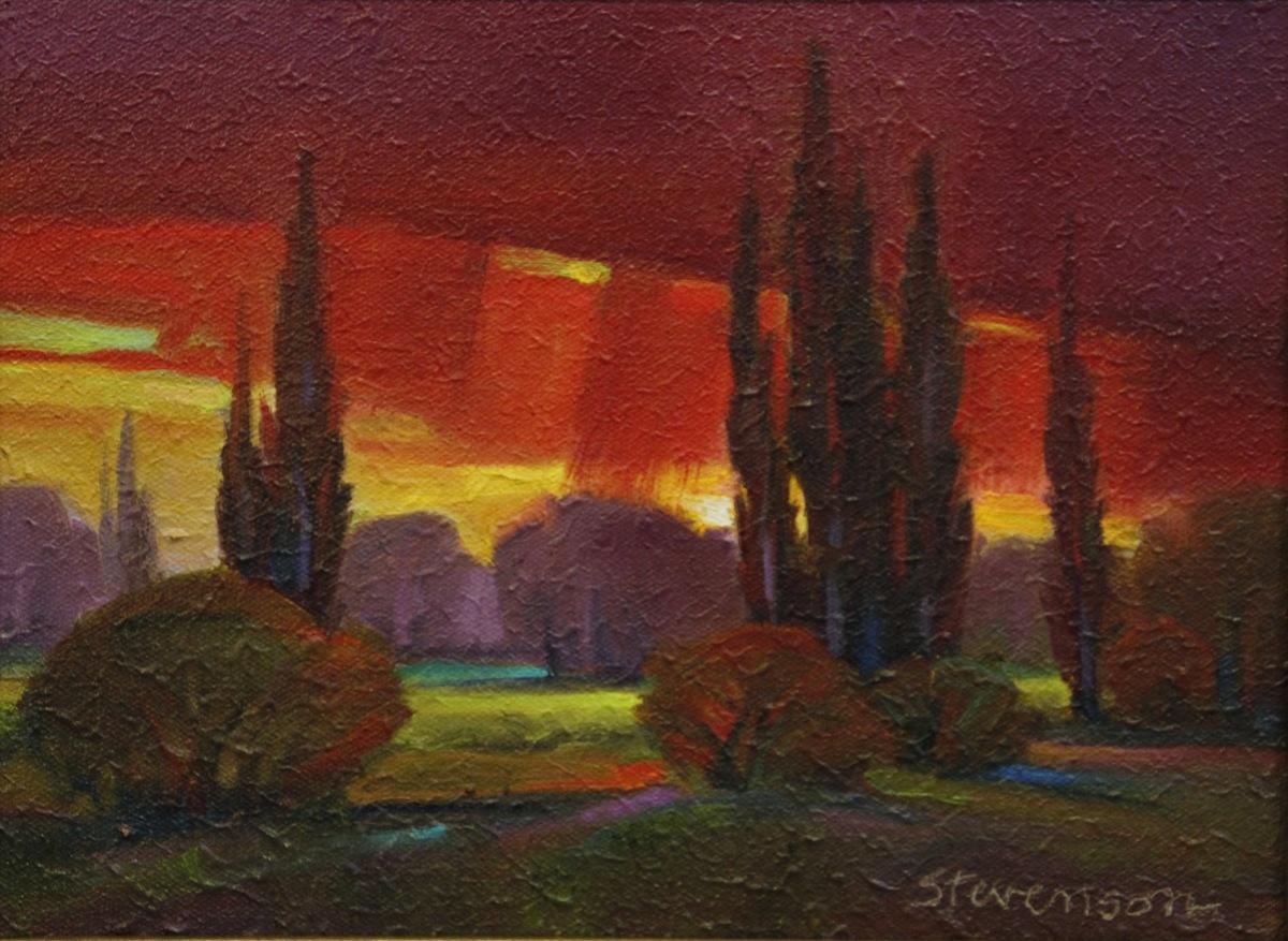 Crimson Rain (large view)