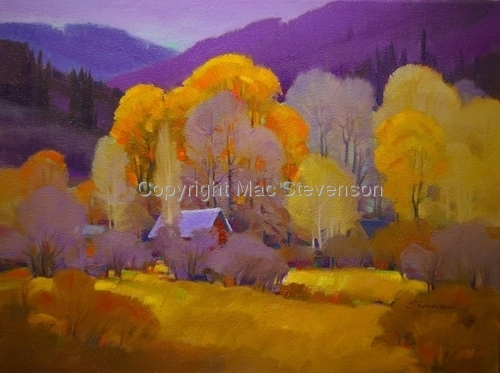 Autumn Dwelling (large view)