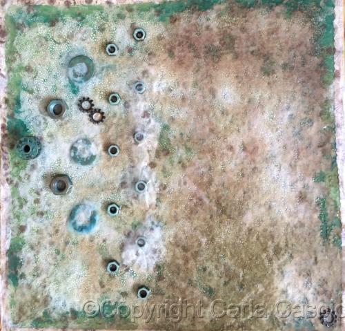 Foggy Bottom by Carla Cascio - Studio C Gallery