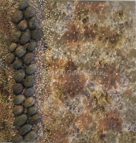 Granite by Carla Cascio - Studio C Gallery