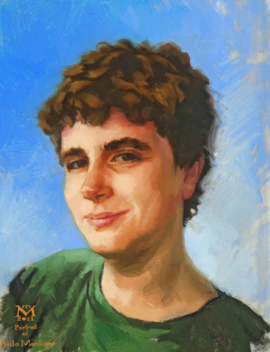 Portrait Of Paulinho (large view)