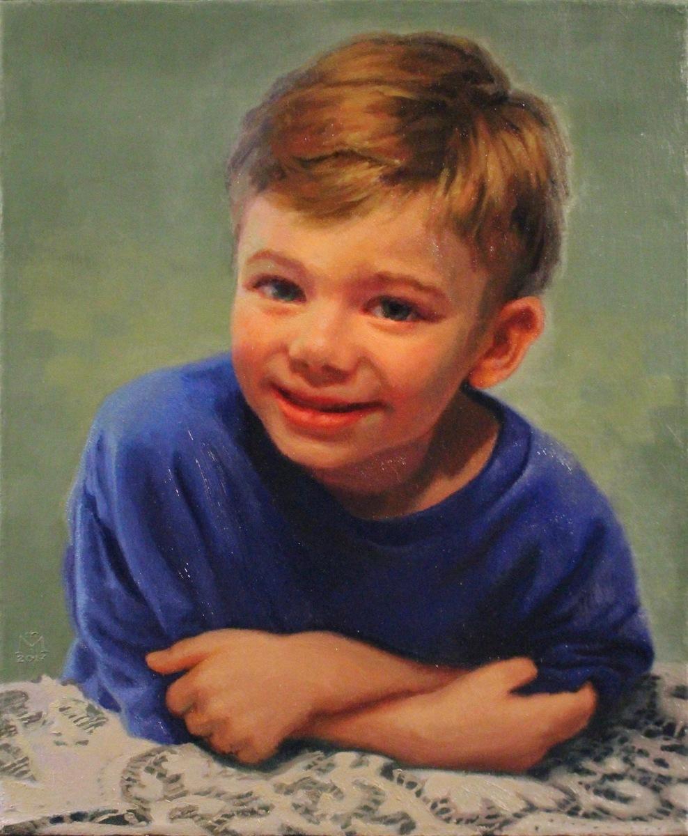 most recent commissioned portrait (large view)