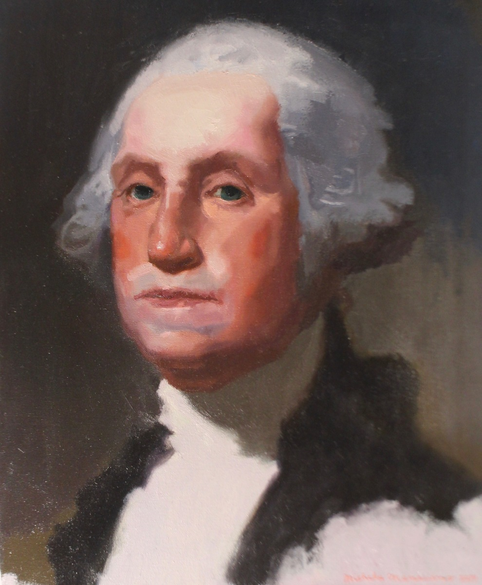 George Washington (large view)