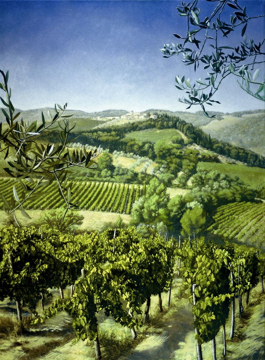 Coggiolo In Chianti (large view)