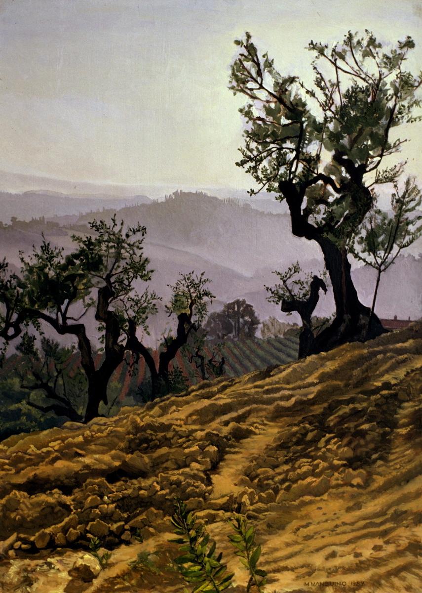Olives On A Slant (large view)