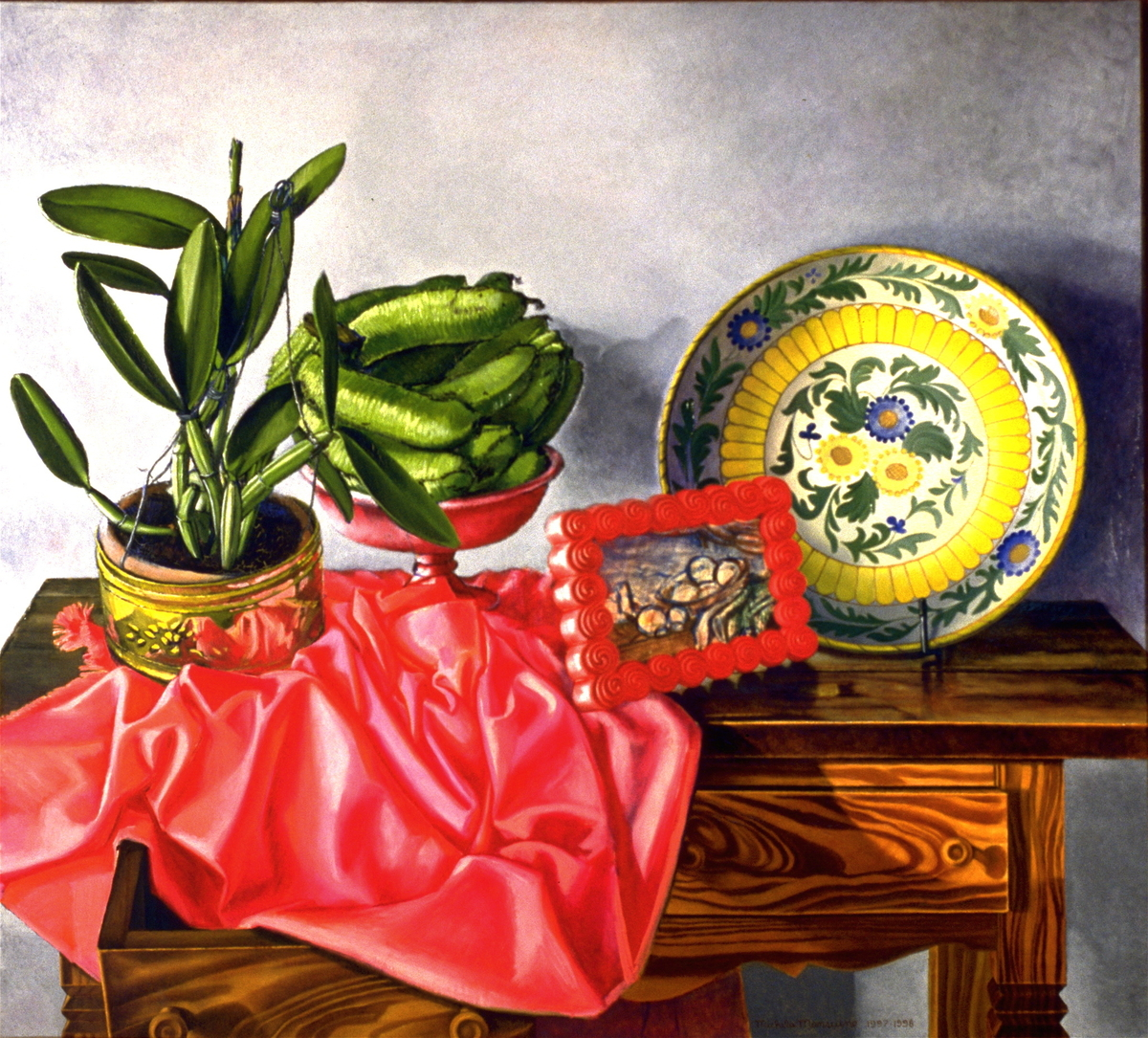 Still Life With De Chirico (large view)