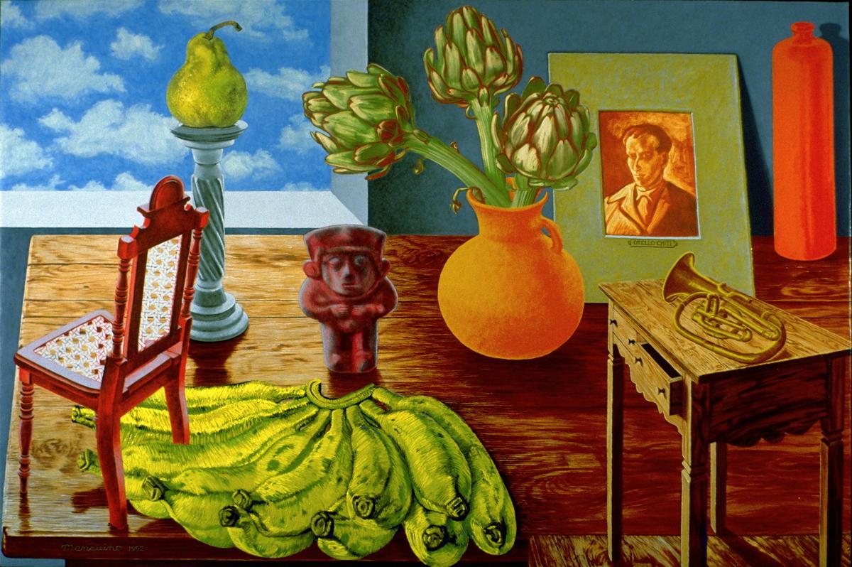 Otello Chiti And The Work Of Art (large view)