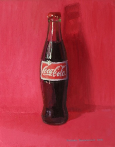 Pink Coke by Michela Mansuino