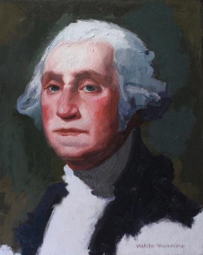 George Washington by Michela Mansuino