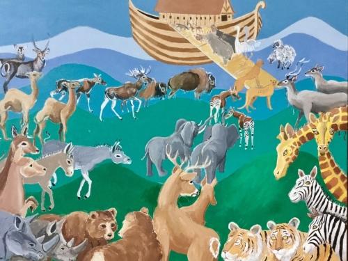 Noah 2 by 2