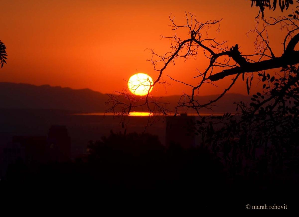 Autumn Sunset (large view)
