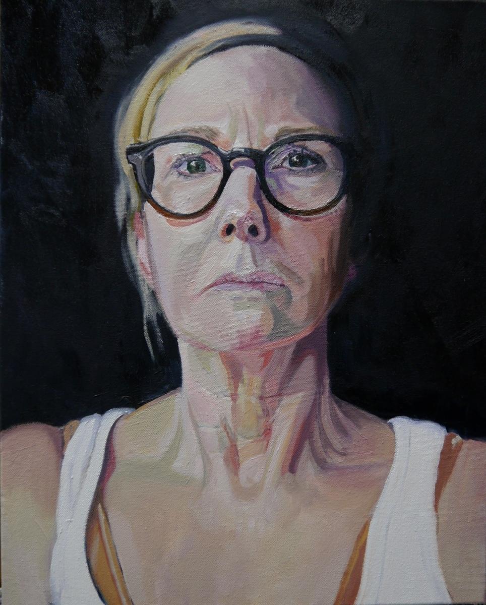 Self at 59 (large view)