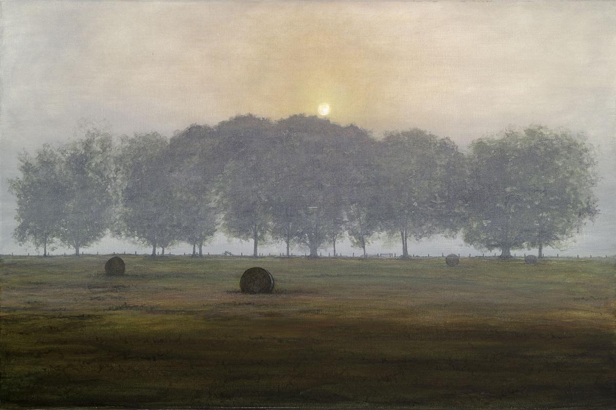 Sunrise In Molena (large view)