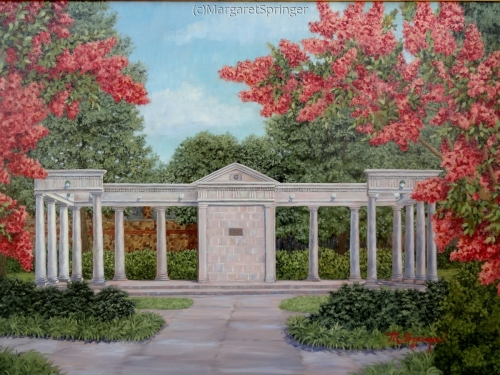 PERISTYLE & CREPE MYRTLES