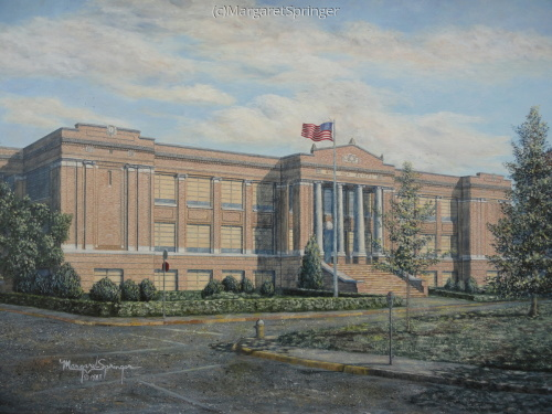OLD HIGH SCHOOL