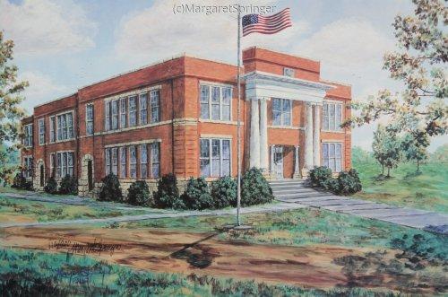 OLD ROXTON HIGH SCHOOL