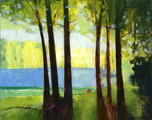 """""""COPPICE AND LAKE: 2004"""""""