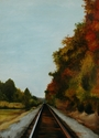 Down the Tracks, Fall View
